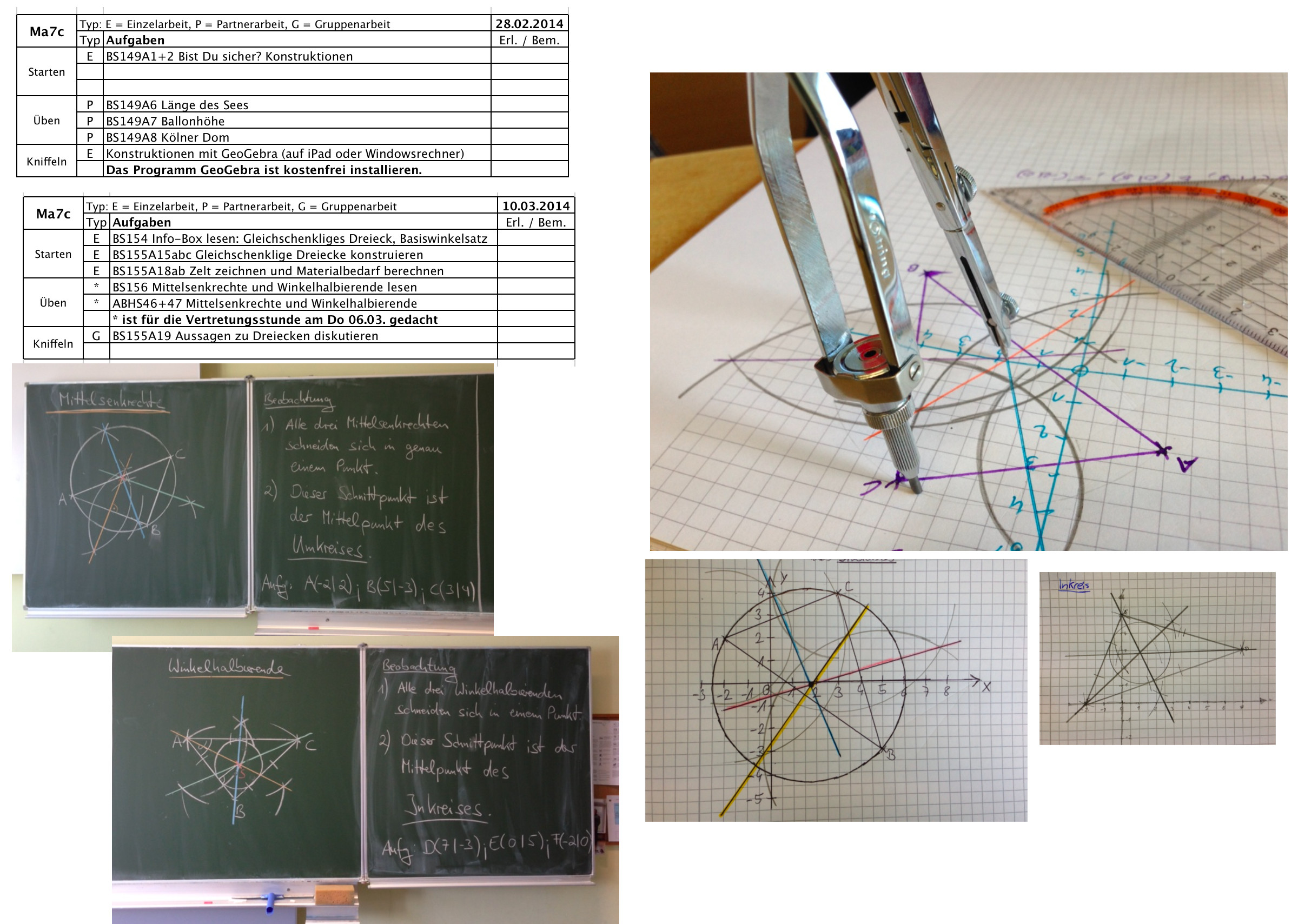 Beste Mediane Der Dreiecke Arbeitsblatt Fotos - Mathe Arbeitsblatt ...